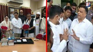 Waqf Board Pahunche Centeral Waqf Council Members | Kya Hua Dekhiye Waqf Board Mein | SACH NEWS |
