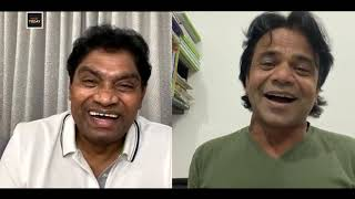 Johnny Lever & Rajpal Yadav unlimited comedy two legendary comedians first instgram live