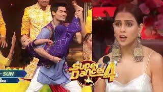Super Dancer 4 Promo | Pari Aur Pankaj Ka Performance Dekhkar Ude Genelia Aur Riteish Ke Hosh