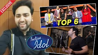 Indian Idol 12   Mohd Danish Exclusive Interview   TOP 6   Pawandeep Arunita, Himesh Reshammiya