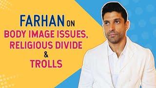 Farhan Akhtar on Toofan, Don 3, body image pressure, religious divide, trolls attacking family