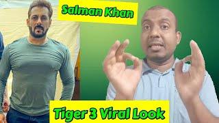 Salman Khan's Tiger 3 Viral Look Revealed, Kabir Khan Kya Kar Rahe The Tiger 3 Ke Set Par