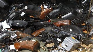अवैध शस्त्र फैक्ट्री का खुलासा