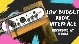 New Low Budget 192k Audio Interface 2021 | Icon Duo44 Live | Hindi | Recording Tips Setup