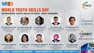 World Youth Skills Day - Reimagining Youth Skills in India – Post Pandemic