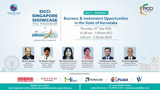 Business & Investment Opportunities in the state of Karnataka