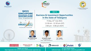 Business & Investment Opportunities in the state of Telangana