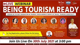 Being Tourism Ready- Session on The Next Generation in Tourism