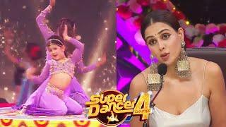 Super Dancer 4 Promo   Chhalka Chhalka Re Par Esha Aur Sonali Ka Dhamakedar Performance