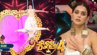 Super Dancer 4 Promo | Arshiya Aur Anuradha Ka Salaam-E-Ishq Song Par Jabardast Performance