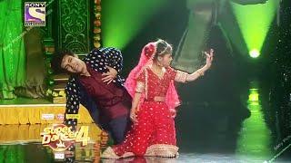 Super Dancer 4 | Anshika Aur Aryan Ki Performance Se Judges Ke Ude Hosh | Genelia - Riteish Special