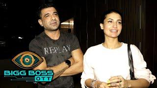 Bigg Boss OTT Par Ejaz Khan Aur Pavitra Punia Ka Reaction