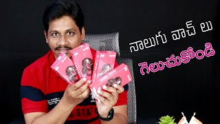 Sense 510 Smartwatch Unboxing Telugu tech tuts