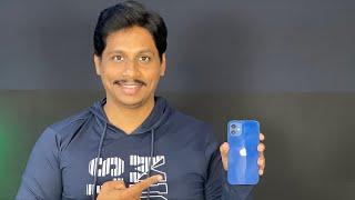 Who is Iphone 12  winner telugu tech tuts