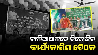 Baleswar Baliapala Bjd Meetting#Headlines Odisha