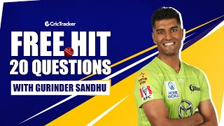 Best T20 League In The World?   An Indian Cricketer You Like A Lot?   Freehit With Gurinder Sandhu