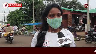Jai Odisha Creates Awareness Among Street Vendors On COVID Vaccination