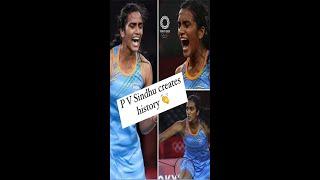 PV Sindhu Ne Jeeta Bharat Ke Liye Bronze Medal ????  ????????   #shorts #pvsindhu #TokyoOlympics2021