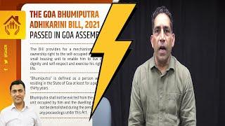 Bhumiputra Adhikarni Bill not for migrants but Goans: Govind Gaude