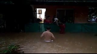 Affected by floods every year, Ibrampur  villagers want govt to rehabilitate  them