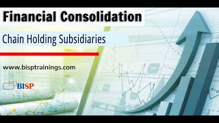 Chain Holding Subsidiaries | Financial Consolidation Chain Holding | Oracle FCCS | BISP solutions