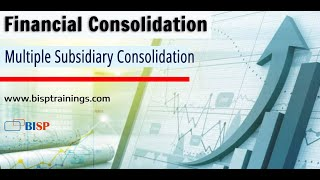 Multiple Subsidiary Consolidation | Financial Consolidation Multiple Subsidiary |Oracle FCCS | BISP
