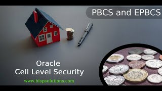 Oracle Cell Level Security | Oracle Cloud EPM Planning | Oracle PBCS Cell Level Security