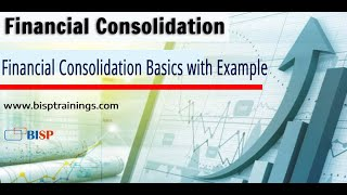 Financial Consolidation Basics with Example | Financial Consolidation in Excel | FCCS Consolidation