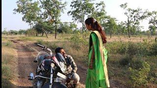 ????नवऱ्याचं लफडं बायकोला कळलं ????बायको जंगलात पळाली ????By Nitin Aswar