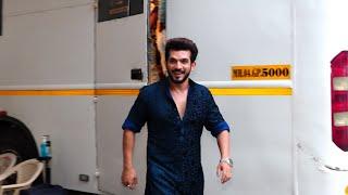Khatron Ke Khiladi 11 Fame Arjun Bijlani Spotted At Filmistan Studio Goregaon