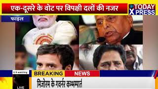 UttarPradesh ||बसपा-कांग्रेस से बेचैन अखिलेश यादव!, 2022 में BJP की बल्ले-बल्ले || Akhilesh Yadav||