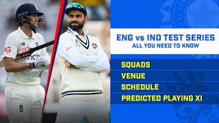 ENG vs IND 1st Test Preview   ENG v IND Playing XI   ENG vs IND Match Details   All You Need To Know