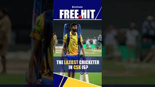 N Jagadeesan names the laziest player of CSK   Watch full video on our channel