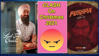 Pushpa Part 1 To Clash With Laal Singh Chaddha, That Means Its Battle Between Allu Arjun- Aamir Khan