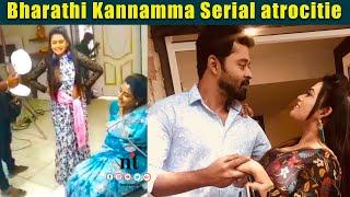 ????Video: Bharathi Kannamma Serial atrocities | Venba and Velakari Scene