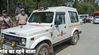 दिल्ली के जहाँगीरपुरी में GTK डिपो के पास कार पर कई राउन्ड फायरिंग, Kuldeep Bakoli, Kuljit Bakauli
