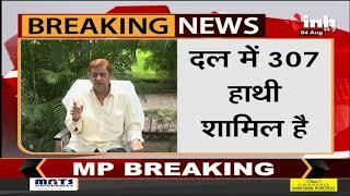 Chhattisgarh News || हाथियों के आतंक पर वन मंत्री Mohammad Akbar का बयान