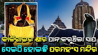 Miracle Happped in this Malika Place | ପରମହଂସ ନାଥ ପୀଠ| Untold Facts Explained by Baba | Satya Bhanja