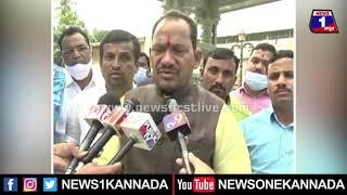 ಬೊಮ್ಮಾಯಿ ಖಡಕ್ ನಿರ್ದೇಶನ ಕೊಟ್ಟಿದ್ದಾರೆ  Prabhu Chauhan's First Reaction after Visiting Siddaganga Matha