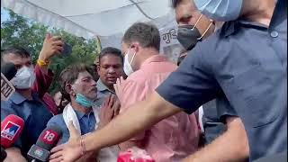 I only know that my job is to help them: Shri Rahul Gandhi