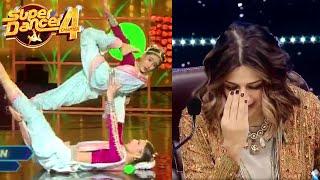 Super Dancer 4 Promo   Neerja Aur Bhawna Ke Sizzling Lawani Ne Jeeta Sabka Dil