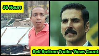Bell Bottom Trailer Views Count In 36 Hours, Akshay Kumar Ka Trailer Abhi Bhi No.1 Trend Par Hai