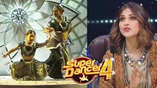 Super Dancer 4 Promo | Esha Aur Sonali Ka Pyar Kiya To Nibhana Par Jabardast Performance