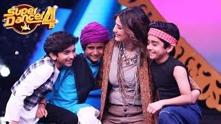 Super Dancer 4 | ASP Group Ka Dhamaal, Amit, Sanchit, Pruthviraj | Best Friends