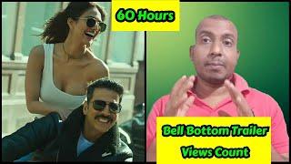 Bell Bottom Trailer Views Count In 60 Hours, Akshay Kumar Ka Trailer Ab Bhi No. 3 Trending Par Hai