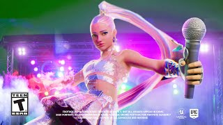 Fortnite Ariana Grande Rift Tour Live Event Trailer