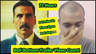 Bell Bottom Trailer Views Count And Comparison In 3 Days, Akshay Kumar Ki Film Ka Trailer Itna Slow!