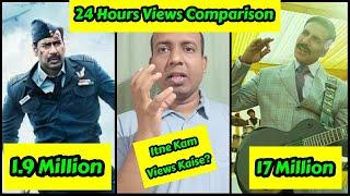 Marjaawaan Vs Desh Mere Songs Views Comparison In 24 Hours, Kyun Bollywood Ke Gaano Ko Kam Views?