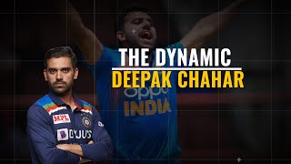 Deepak Chahar Biography | Records, Career, Family & Net Worth | The Story Of India's Future Prospect