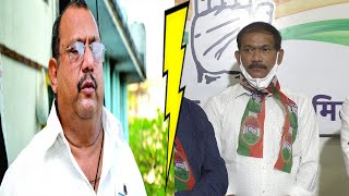 An audio clip calling Girish the worst scoundrel in Congress has gone viral. Girish claims it's fake